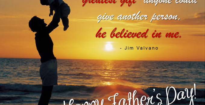 Happy Fathers Day Inspirational Quotes