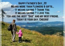 Happy Fathers Day Quotes with Images and Celebration